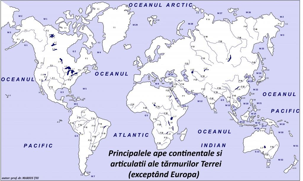 Hărți Geografie Pentru Clasele A V A A Xii A Digitaliada
